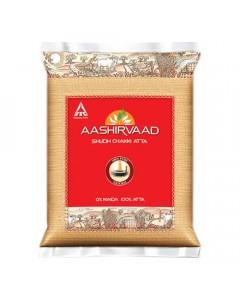 AASHIRVAAD CHAKKI ATTA- 10.00 KG BAG