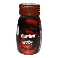 DABUR HAJMOLA CHATCOLA 120.00 PCS BOTTLE