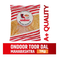 ONDOOR TOOR/ARHAR DAL MAHARASHTRA PACKED- 1.00 KG