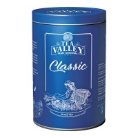 TEA-VALLEY CLASSIC BLACK TEA 250.00 GM JAR