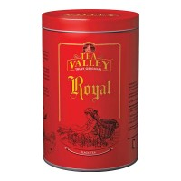 TEA-VALLEY ROYAL BLACK TEA 250.00 GM JAR