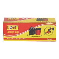 EZEE GARBAGE BAGS SMALL 48 X 54 CM 30.00 PCS BOX