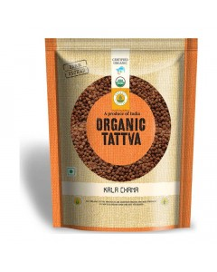 ORGANIC-TATTVA KALA CHANA 500.00 GM PACKET