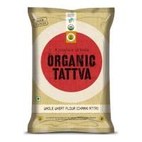 ORGANIC-TATTVA CHAKKI ATTA 5.00 KG BAG