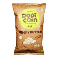 ONDOOR POPICORN YUMMY BUTTER POPCORN 80 GM BUY 1 GET 1 FREE 1.00 NO