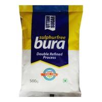 UTTAM-SUGAR SULPHURFREE BURA 500.00 GM PACKET