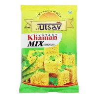 ONDOOR UTSAV INSTANT KHAMAN MIX 500 GM BUY 1 GET 1 FREE 1.00 NO