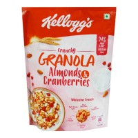 KELLOGGS GRANOLA ALMONDS & CRANBERRIES 150.00 GM PACKET