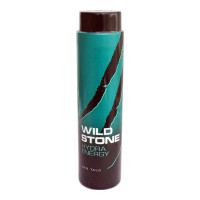 WILD STONE HYDRA ENERGY DEO TALC 300.00 GM BOTTLE