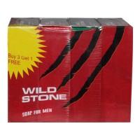 WILD STONE ULTRA SENSUAL SOAP 4X 125 PACK