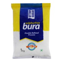 UTTAM-SUGAR SULPHURFREE BURA 1.00 KG PACKET