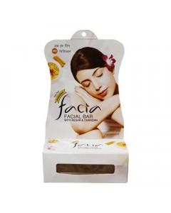 FACIA FACIAL BAR KESAR & CHANDAN 25.00 GM BOX