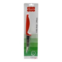 ONDOOR ROYAL CURVE UTILITY KNIFE-200 MM 1 PC BUY 1 GET 1 FREE 1.00 NO
