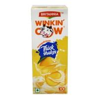 BRITANNIA WINKIN COW MANGOLICIOUS SHAKE 180.00 ML TETRAPACK