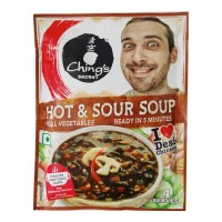 ONDOOR CHINGS HOT & SOUR SOUP 55 GM BUY 2 GET 1 FREE 1.00 NO