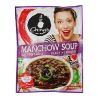 ONDOOR CHINGS MANCHOW SOUP 55 GM BUY 2 GET 1 FREE 1.00 NO