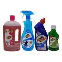 PRESTINE CLEANING COMBO PACK 1.00 NO
