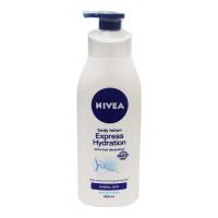 NIVEA EXPRESS HYDRATION BODY LOTION NORMAL SKIN 400.00 ML BOTTLE