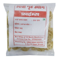 VIDHI WHEEL SHAPED FRYUMS 200.00 GM PACKET