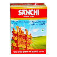 SANCHI PURE GHEE 500.00 ML BOX