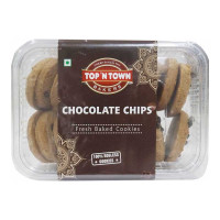 TOP N TOWN CHOCOLATE CHIPS COOKIES 200.00 GM