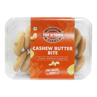 TOP N TOWN CASHEW BUTTER BITE COOKIES 200.00 GM