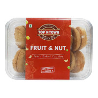 TOP N TOWN FRUIT & NUT COOKIES 200.00 GM