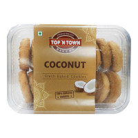 TOP N TOWN COCONUT COOKIES 200.00 GM