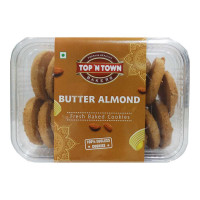 TOP N TOWN BUTTER ALMOND COOKIES 200.00 GM