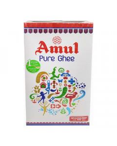 AMUL PURE GHEE CECA- 1.00 LTR BOX