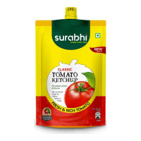 SURABHI CLASSIC TOMATO KETCHUP 200.00 GM