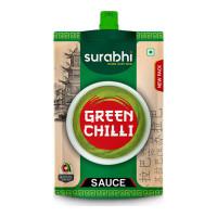 ONDOOR SURABHI GREEN CHILLI SAUCE 200 GM BUY 1 GET 1 FREE 1.00 NO