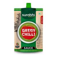 ONDOOR SURABHI GREEN CHILLI SAUCE 200 GM BUY 1 GET 1 FREE