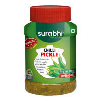 ONDOOR SURABHI CHILLI PICKLE 300 GM BUY 1 GET 1 FREE 1.00 NO