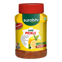 ONDOOR SURABHI LIME PICKLE 300 GM BUY 1 GET 1 FREE 1.00 NO