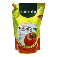 ONDOOR SURABHI CLASSIC TOMATO KETCHUP 1 KG BUY 1 GET 1 FREE
