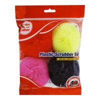 ONDOOR PLASTIC SCRUBBER BALL 4 PC BUY 1 GET 1 FREE 1.00 NO