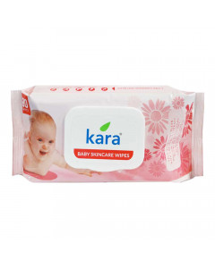 KARA BABY CLEANSING WIPES 80 SHEETS 1.00 NO