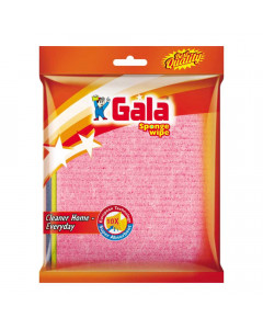 GALA SPONGE WIPES 17.5 X15 CM 3.00 PCS PACKET