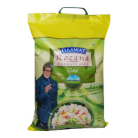 DAAWAT ROZANA BASMATI RICE GOLD 5.00 Kg Bag