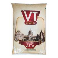 VT-GOLD CHAKKI ATTA 5.00 KG BAG