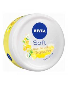 NIVEA SOFT TROPICAL FRUIT MOISTURISER 200.00 ML