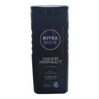 NIVEA MEN DEEP IMPACT CLEANSING SHOWER GEL 250.00 ML