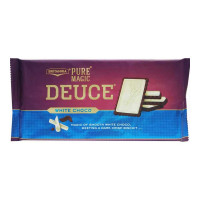BRITANNIA DEUCE WHITE CHOCO BISCUITS 60.00 GM