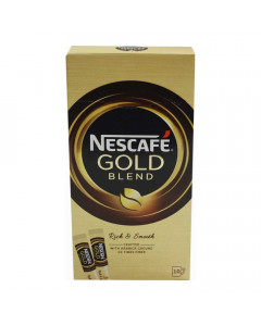 NESCAFE GOLD BLEND COFFEE 10X 1.50 GM SACHET