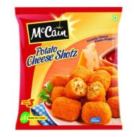 MCCAIN POTATO CHEESE SHOTZ 250.00 GM PACKET