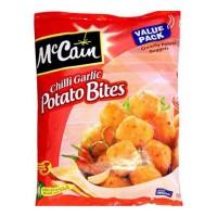 MCCAIN CHILLI GARLIC POTATO BITES 700.00 GM PACKET