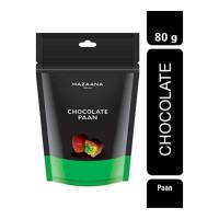 MAZAANA CHOCOLATE PAAN 80.00 GM PACKET