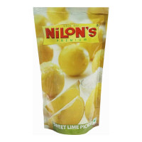 NILONS SWEET LIME PICKLE 200.00 GM PACKET