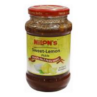 NILONS SWEET LEMON PICKLE 475.00 GM JAR